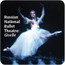 Giselle & Swan Lake – Russian National Ballet Theatre