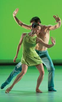 Wolf Trap – Ballet Class with Aspen Santa Fe Ballet