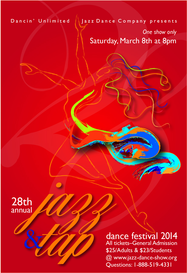 28th Annual Jazz & Tap Dance Festival, Annandale, VA